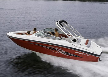 Rinker 236 - AED 235,000