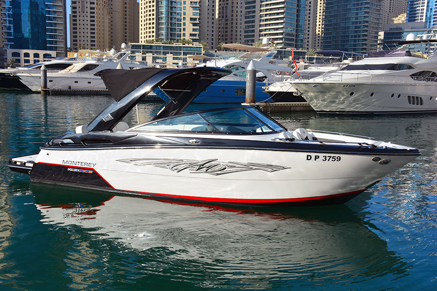Monterey 258SS For Sale Dubai