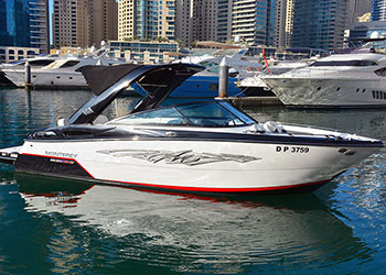 Monterey 258 SS - AED 265,000